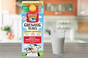 Danone Develops New Milk Formulated For Young Children