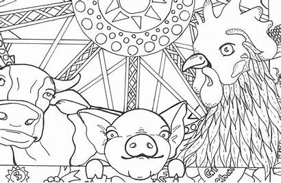 Coloring Contest Ages Events