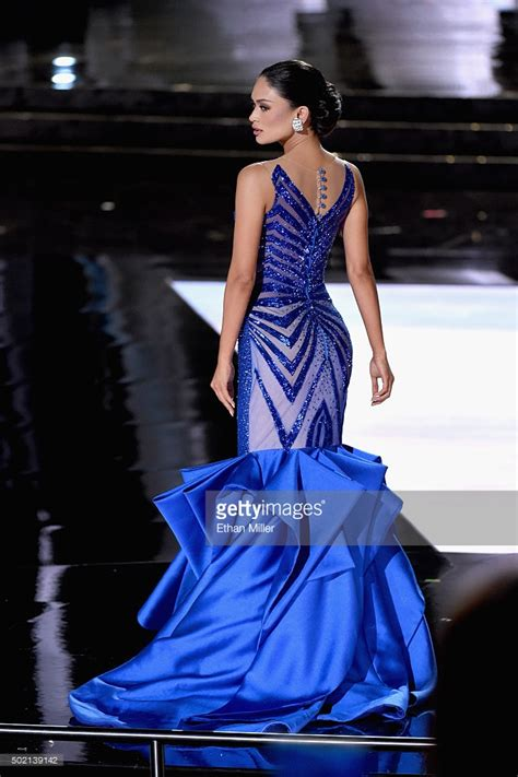 Miss Universe 2015 Evening Gown Hit Or Miss?