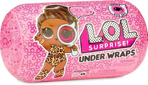lol surprise eye spy series underwraps
