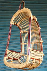 Swing Chair Wooden cane swing chair in opp radio station alappuzha