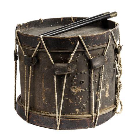 rope tension wooden drum  ebony sticks cowans