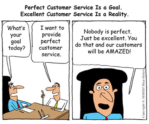 customer service might not be but it can be