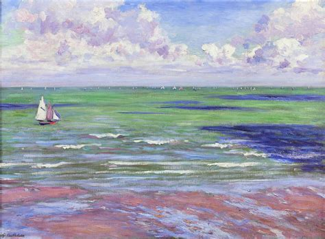 arte french impressionism gustave caillebotte