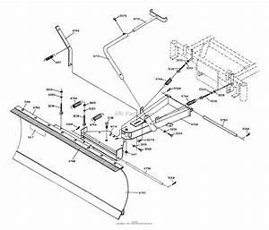 Dixon Snow Blade 48 Ztr 502 Parts Diagram For Snow Blade 48 U0026quot