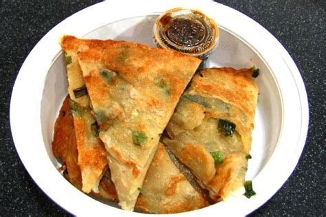 restaurant ma cuisine photo scallion pancakes from cafe boston ma