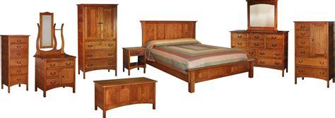 amish granny mission bedroom set weaver furniture sales