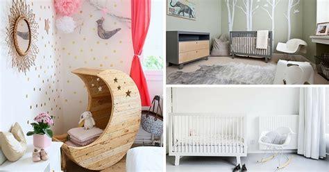 déco chambre de bébé déco chambre bébé quelles sont les dernières tendances