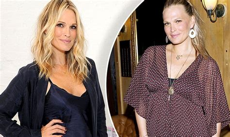 Molly Sims talks gaining 85 pounds and the health ...