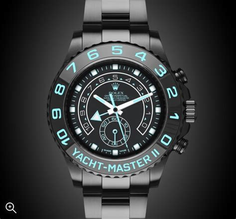 Yacht Master 2 Price by Rolex Yacht Master Ii Oceania Titan Black