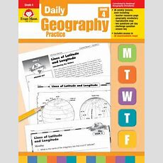 Daily Geography Practice Grade 4 Emc 3713 Book By Sandi Johnson  1 Available Editions
