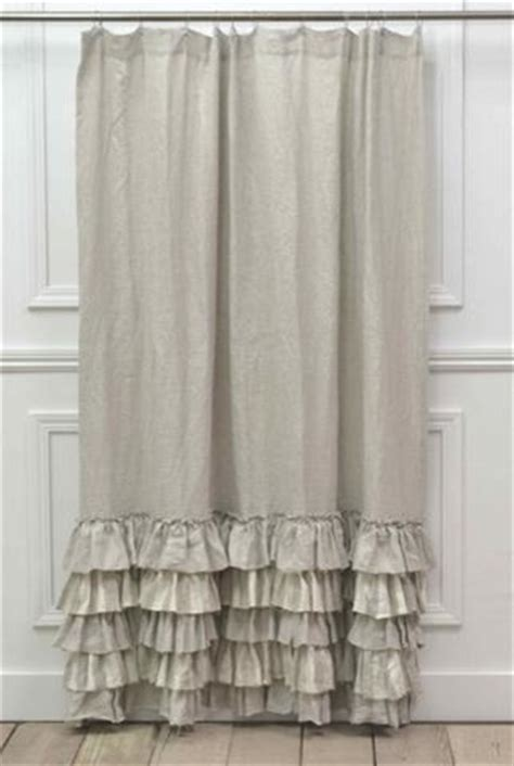 Sophia Shower Curtain   Farmhouse   Shower Curtains
