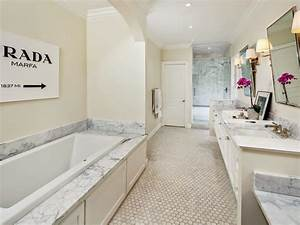 prada marfa sign transitional bathroom With kitchen colors with white cabinets with prada marfa wall art