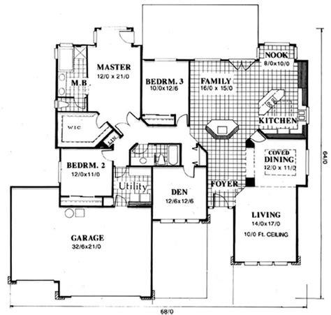 ranch prairie feng shui house plans home design