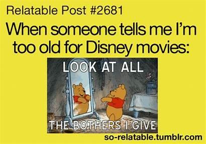 Relatable Disney Funny Gifs Quotes True Lol