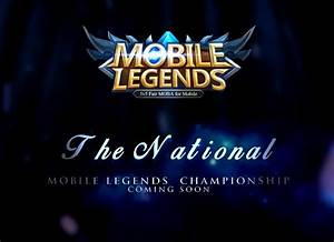 WINNERThe National Mobile Legends Championship In