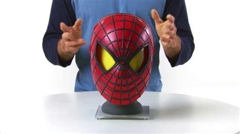 amazing spiderman hero fx mask   toysrus youtube
