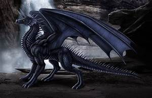Shadow Dragon by DragonosX on DeviantArt