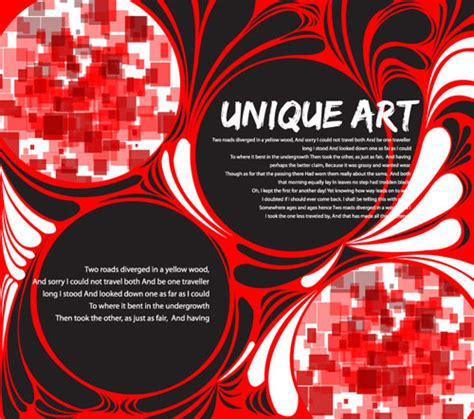 Keywords: dazzling, red, mosaic, pattern, shading ...