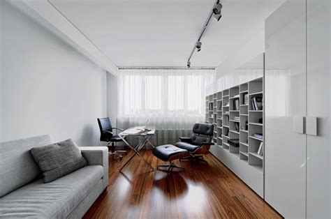 minimalist interior design style urban apartment