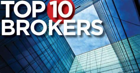 top brokers top 10 brokerage firms national real estate investor