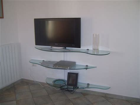 Mensole Porta Tv by Sandro Moro Creazioni Artistiche