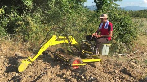 build   excavator