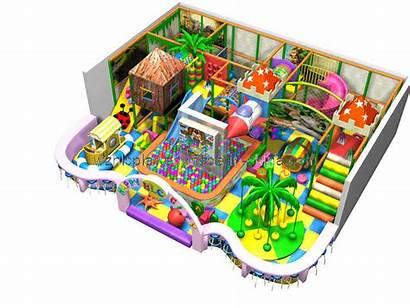China Playground Indoor 1063 Hc Park Amusement