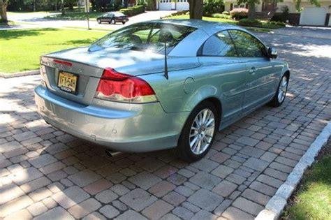 sell   volvo   convertible celestial blue