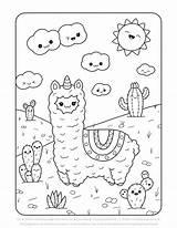 Llamacorn Tiernas Ljknightart sketch template