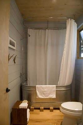 Trough Bathtub Ideas by Trough Garden And Bathtub Shower Content In A Cottage