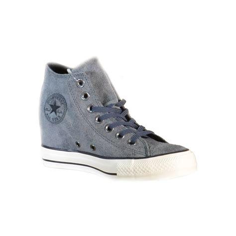 Converse All Zeppa Interna by Converse All 550670c Sneaker Mid Con Zeppa Interna
