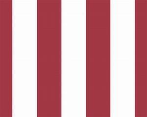 Tapete Ohne Struktur : blockstreifen tapete rot wei mit ca 9 cm breiten streifen glatt und ohne ~ Eleganceandgraceweddings.com Haus und Dekorationen
