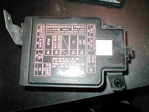 Find 1992 1993 1994 1995 Honda Civic Fuse Box Under Hood