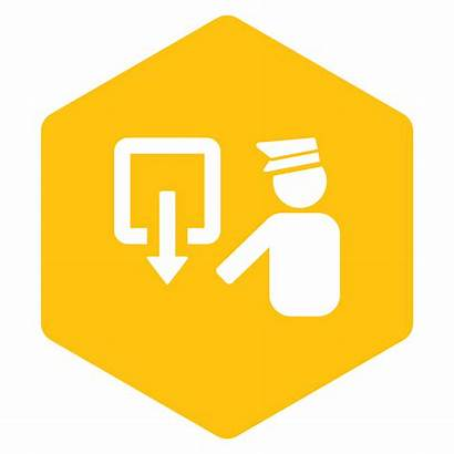 Customs Clipart Clearance App Export Manifest Icon