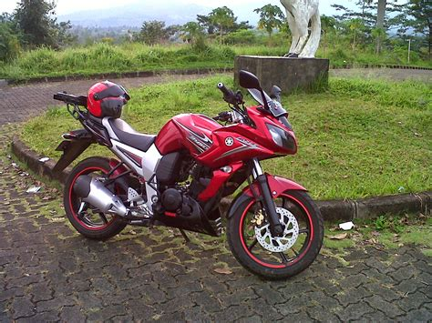 Motor Trail Byson 82 modifikasi motor trail untuk touring modifikasi trail