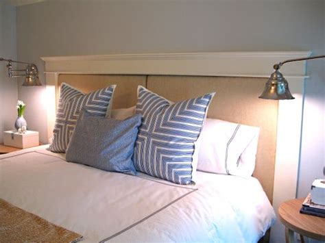 Diy Size Headboard by Diy Headboards For King Size Beds Here S The Upholstered