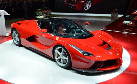 Ferrari Boss Says No To All-electric Car » Autoguide.com News