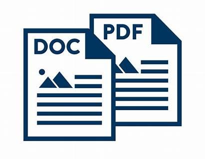 Word Pdf Document Documents Training Icon Doc