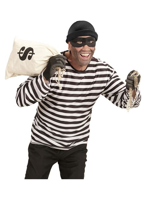 deguisement voleur ambitieux homme livraison  funidelia
