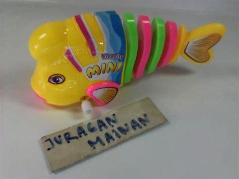 jual mainan ikan geol putar juragan mainan