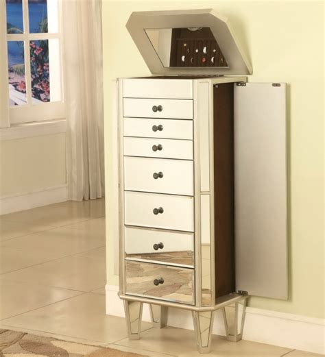 Jewellery Armoires Canada by Mirrored Jewelry Cabinet Canada Home Design Ideas