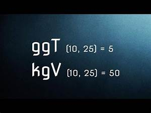 Ggt Und Kgv Berechnen : ggt und kgv gr ter gemeinsamer teiler einfach erkl rt youtube ~ Themetempest.com Abrechnung