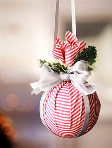 17 easy to make christmas decorations christmas celebration