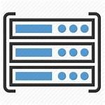 Icon Server Data Center Hosting Datacenter Network