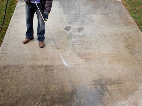 10 steps for a pristine pressure washed driveway hgtv