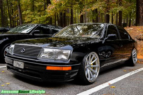 1999 Lexus Ls400 Rims