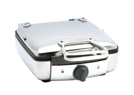All Clad Stainless Steel Electric Waffle Maker