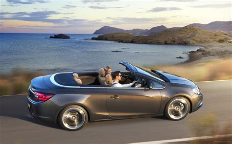 Opel Cascada 2018 Widescreen Exotic Car Pictures 12 Of 28