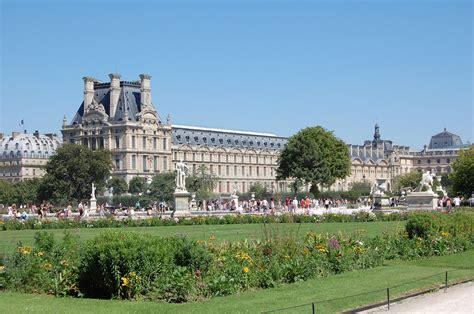 Paris  Jardins Des Tuileries  Lankaparc Parcs Et Jardins